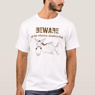 Camiseta GUÁRDESE de los burro-pescados evasivos