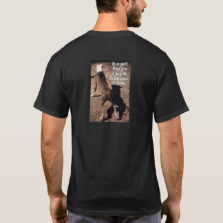 Camiseta guardia del soporte