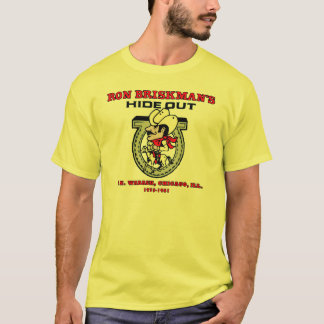 Camiseta Guarida de Ron Briskman, Chicago, Illinois