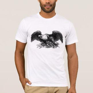 Camiseta Guerra Eagle del vintage