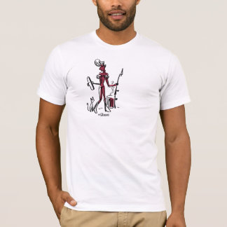 Camiseta Guerrero