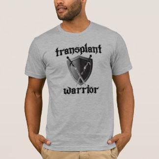 Camiseta Guerrero/escudo del trasplante