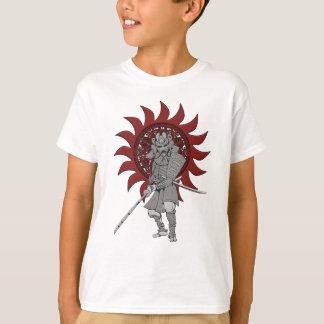 Camiseta Guerrero Japón del samurai