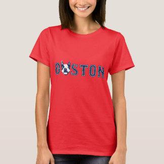 Camiseta Guiñando Boston Terrier - Boston