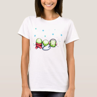 Camiseta Guisantes de nieve