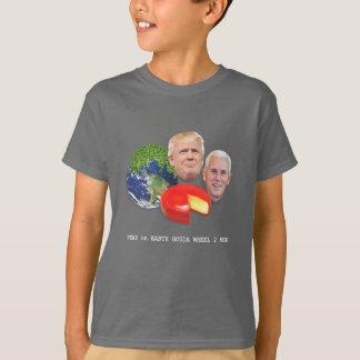 Camiseta Guisantes en el triunfo y los peniques de los