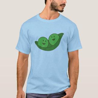 Camiseta Guisantes en una vaina