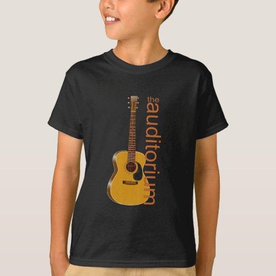 """Camiseta Guitarra acústica """"el auditorio"""