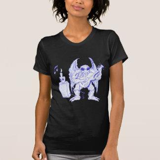 Camiseta Guitarra de Cthulhu