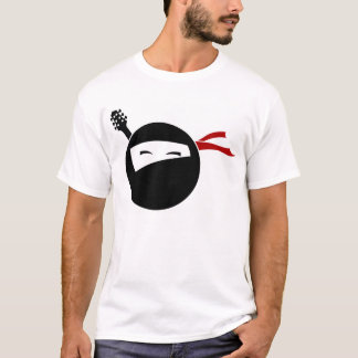 Camiseta Guitarra Ninja T para los muchachos