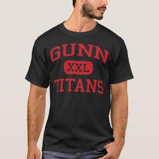 Camiseta Gunn - titanes - High School secundaria - Palo