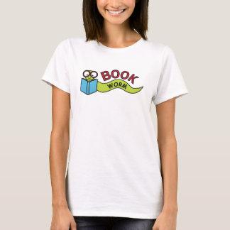 Camiseta Gusano de libro