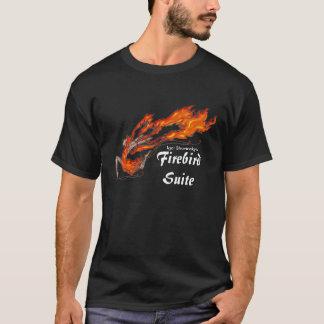 Camiseta Habitación de Firebird de Igor Stravinsky