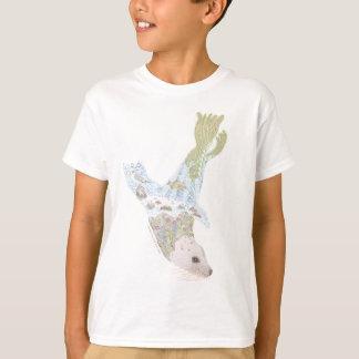 Camiseta Hábitat de los mares de la otaria