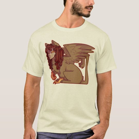 Camiseta hábleme enigmáticamente