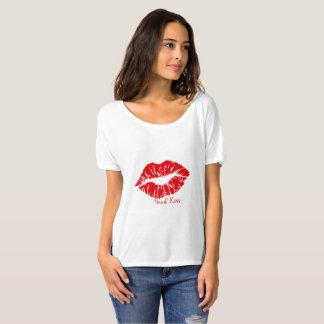 Camiseta hace beijo