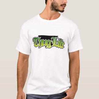 Camiseta hachís del thuglife
