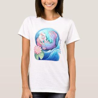 Camiseta Hacia fuera en el mar
