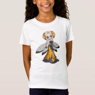 Camiseta Hada de la mariposa de monarca