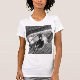 Camiseta Hada de luto