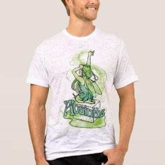 Camiseta Hada del cubo del azúcar del ajenjo