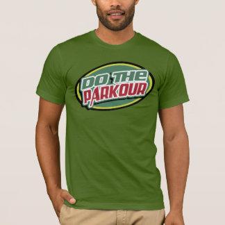 Camiseta Haga el Parkour