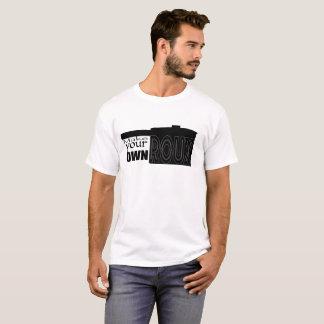 Camiseta Haga sus propios Roux