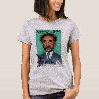Camiseta Haile Selassie imperio of Ethiopia Rastafari Shirt