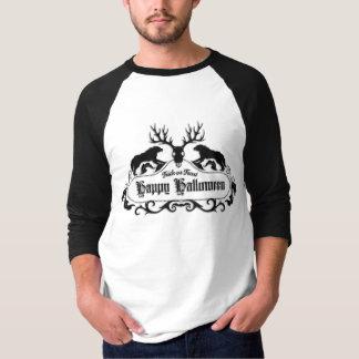 Camiseta Halloween - feliz Halloween fantasmagórico