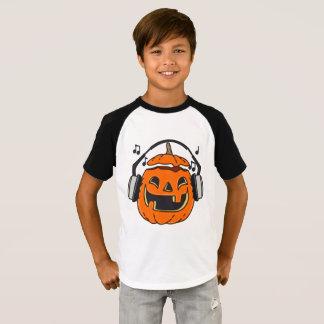 Camiseta Halloween music