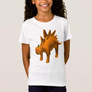 Camiseta Halloweenis del Stegosaurus
