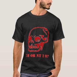 Camiseta ¿Hamlet 2 sea o NT 2 b?