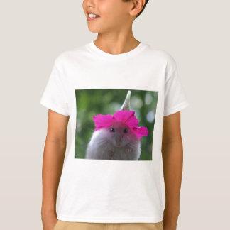 Camiseta Hámster lindo divertido