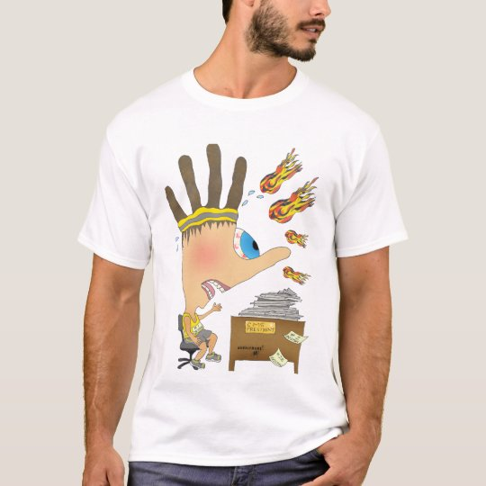 Camiseta HANDzYMANS