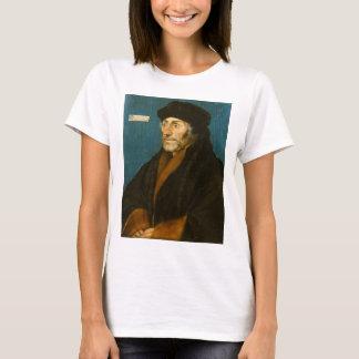 Camiseta Hans Holbein Erasmus más joven de Rotterdam