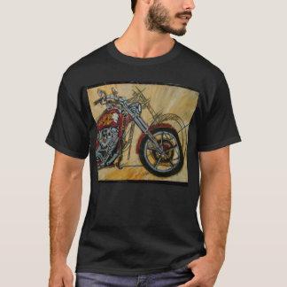 Camiseta Harley Davidson crea para requisitos particulares