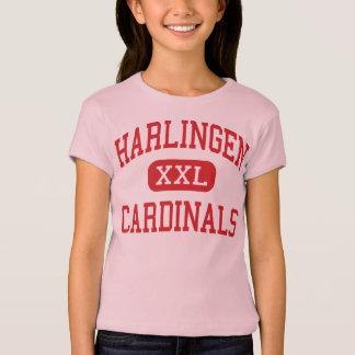 Camiseta Harlingen - cardenales - alto - Harlingen Tejas