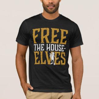 Camiseta Harry Potter el | libremente los duendes de la