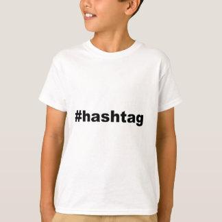 Camiseta hashtag YO