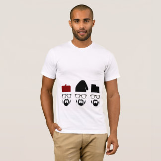 Camiseta Hausa Nigeria de Yoruba del Igbo