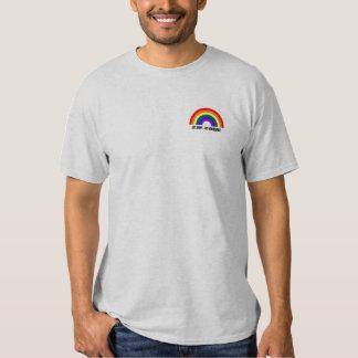 Camiseta hawaiana de las reglas