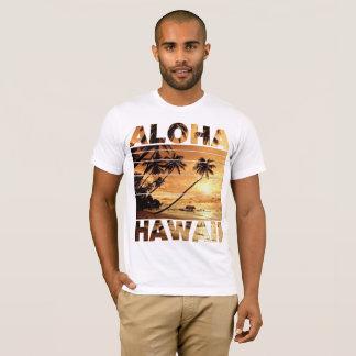 Camiseta Hawaiana Hawaii