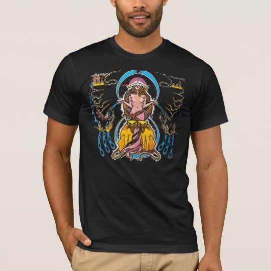 Camiseta Hawkwind