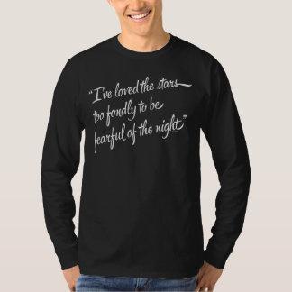 Camiseta He amado las estrellas