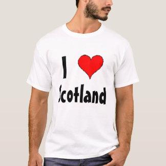 Camiseta heart1, I, Escocia