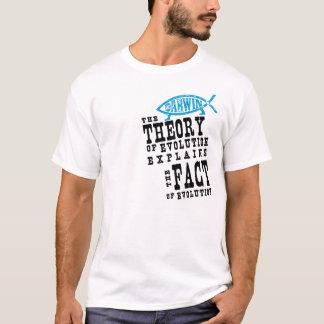 Camiseta Hecho de la evolución