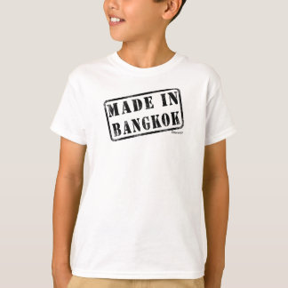 Camiseta Hecho en Bangkok