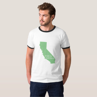 Camiseta Hecho en California