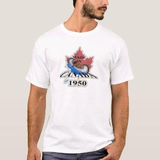 Camiseta Hecho en Canadá en 1950