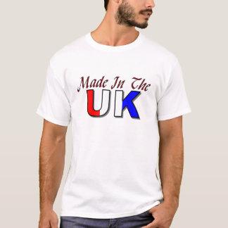Camiseta Hecho en el Reino Unido